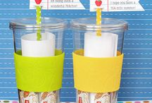 teacher gifts/ school stuff / by Joann Holt