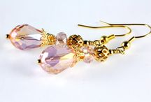 Wedding Jewelry from Nancy's Crystal Fantasy / Jewelry creations by me that would be suitable for weddings, bridesmaids, mothers of the bride/groom