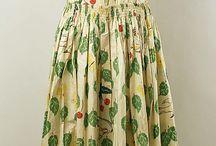 1930 - 1939 / kleding voor dames en heren van de jaren 1930 - 1939