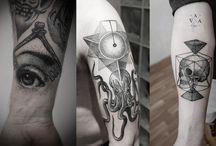 Estilos de Tatuagem / Tatuagens e seus diversos estilos.