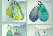 my work / vicArti design jewelry and home decor