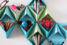 CraftRoom / Ideas for upgrading my craft studio.