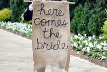 || burlap wedding ||