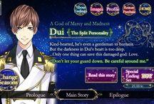 Star crossed myth - Dui