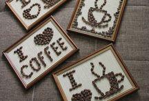 ozdoby z kawy