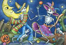 Dia de los Muertos / by Harriet Swindell