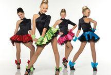 vestiarios de bailarinas