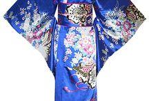 Kimono Japonais Pour Femmes