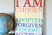 adopted / by Kay Wolters
