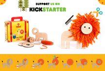 Amazing Kid's toys / toys, kickstarter toys, fun for kids