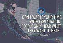Joker quotes