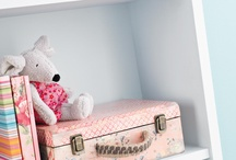 Storage Inspiration / Tackle clutter and storage problems in imaginative ways!