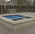 Mini-Infinity™ Automatic Pool Cover