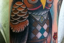 Tattoos / by Blalock Design Office