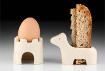 for my egg and soldiers / egg cups  / by Victoria LeBlanc