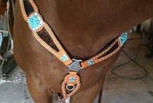Southern Charm-a lil tack in the barn.. / by Traci DeSpain