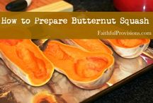 How to cook squash