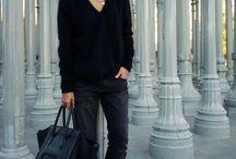 Style schwarz / weiß