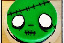 zombie birthday inspiration