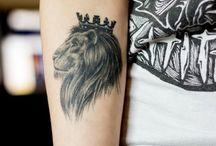 Татуировки предплечья