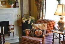 english country charm, rustik