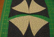 Patchwork vzory - winding ways