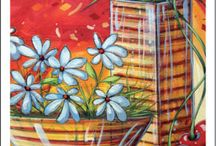 Daniel Vincent / Blomster og Frugt