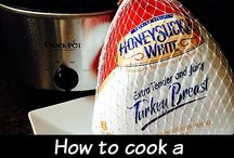 Turkey Recipes / Turkey Recipes - Perfect for Thanksgiving and Thanksgiving Leftovers.