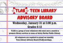 Teen Programs / Library programs for kids in grades 6-12 at Safety Harbor Public Library