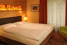 Rooms in Hotel Interlaken / We offer several different room categories. Have a look and get inspired. / by Hotel Interlaken