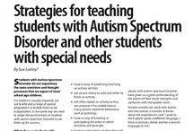special education resources / by Emily Bonomo