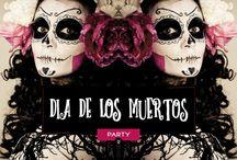 Dia de los Muertos / Dia de los Muertos to święto wywodzące się z Meksyku. Zaczyna być ochodzone i w Europie choć nie jako Dzień Zmarłych, czy typowo polski Dzień Zaduszny. To raczej pretekst do zabawy inspirowanej barwnymi, egzotycznymi zwyczajami. Niesamowicie kolorowe stoje i dekoracje przypomną Ci, że tu i teraz jest czas na zabawę i radość ze wszystkiego, co daje szczęście za życia. Niech więc towarzyszy Ci wesoły nastrój, a impreza na Dia de los Muertos pokaże, że nie ma zmartwień, póki tańczysz.