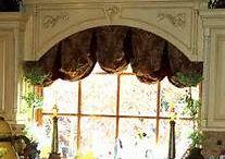 Window treatments / by Debbie Williams