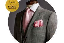 Weddings / Mens wedding fashion