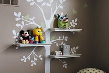 Kid Room Inspirations / Cute, fun and safe ideas for your children's rooms!