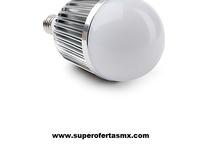 """Foco Led 15 watt / El FOCO LED 15W contiene leds SMD 5050 de más potencia que los SMD 3528 y mucha más que los típicos leds curvos.  El FOCO LED 15W es un foco-lámpara de LED ahorrador.  El FOCO LED 15W consume menos energía eléctrica que un foco """"ahorrador"""" convencional. El FOCO LED 15W tiene un consumo de solo 15W pero provee luz equivalente a un foco de aproximadamente 150W de los incandescentes antiguos para los que necesitan mucha luz."""