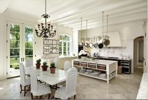 Beautiful Kitchens / by Melissa McManus
