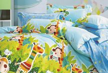 100% Cotton Children's Duvet Cover Sets / 100% Cotton Duvet Covers for your children from colourful online retailer Becky & Lolo