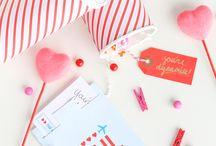 Be Mine, Valentine / by Sarah Stirling