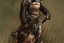 Conan BARBARO