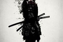 Samuraj tattoo