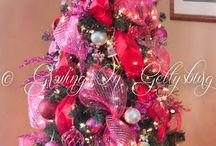 Year Round Office Christmas Tree