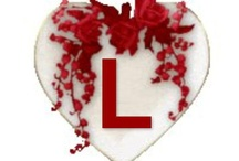 LOVE .....L / by E A Laurie Tuck