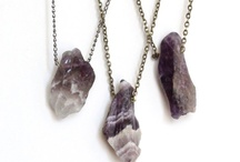 Jewellery Hand Made / Ideas for the rocks I have collected, beads n hammered silver or anything else that looks great...