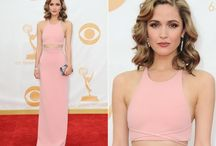 Red Carpet Style / My favorite head turning, style inspiring looks from the ted carpet.