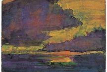 Impressionist & Modern Art / by galleryIntell