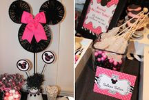 Sadie's Minnie Birthday! / Party  / by Sydney H