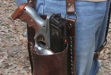 Steampunk Holsters