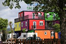 Shipping Container Homes / Arquitectura sostenible y turismo responsable