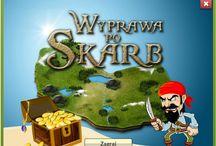 Interaktywne gry edukacyjne / Najciekawsze ekrany z gier, które projektujemy. Więcej: http://etechnologie.pl/szkolenia-elearningowe/